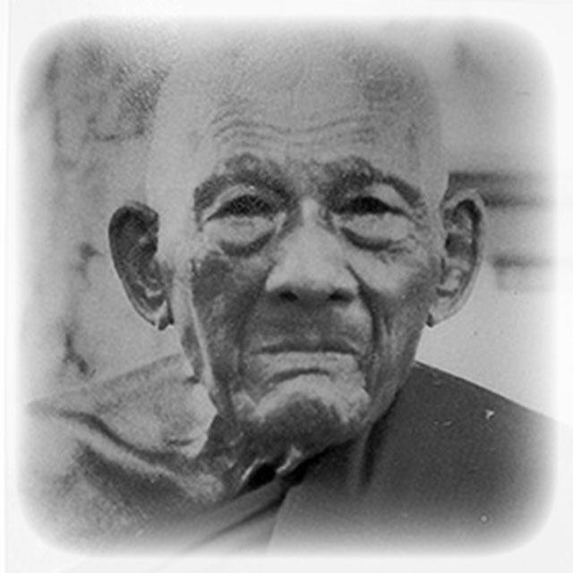 Luang Phu Yen Thanadtaro