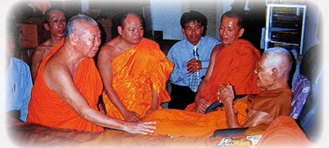 Luang Phu Yen Thanaradto (21/3/2445 BE - 12/52539 BE)
