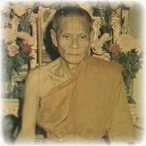Luang Por Nueang Wat Jula Mani