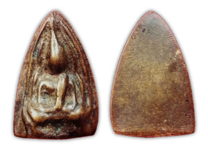 Pra Lor Gkeep Bua Luang Por Suang Apayp Wat Chee Ba Khaw - a very rare and famous amulet of the pantheon of this master