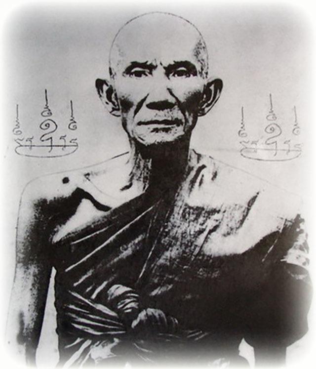 Luang Por Nok of Wat Sangkasi