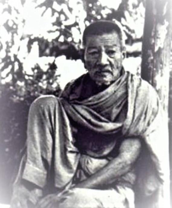 Pra Ajarn Parn Wat Khao Or