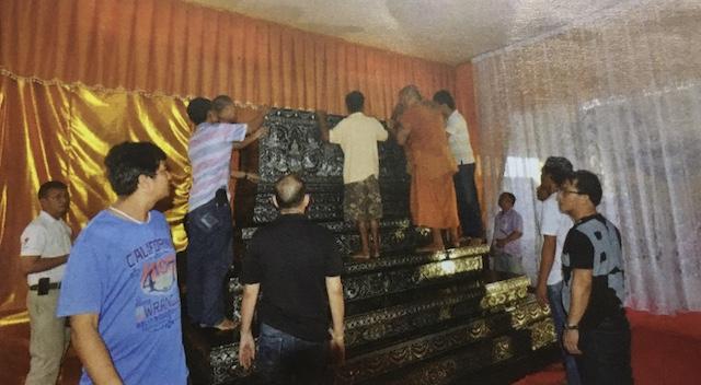Funeral Luang Por Sakorn