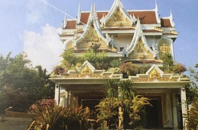 Uposatha Shrine Room at Wat Nong Grub