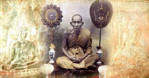 Luang Phu Sukh Wat Pak Klong Makham Tao